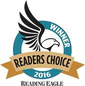 Readers Choice 2016 Reading Eagle