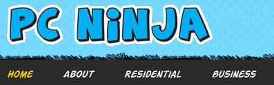 Ninja Website Logo