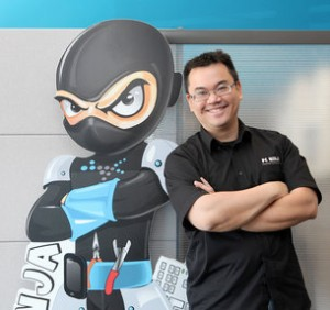 Melvin Foo PC Ninja