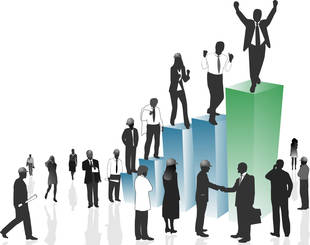 Managed IT Services business people