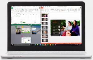 Windows 10 Snap Apps