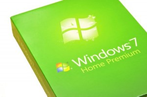 Windows operating system software 7