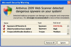 Scareware: Alert! Your Computer is (Not) Infected! - PC Ninja