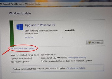 Stop Windows 10 All Updates