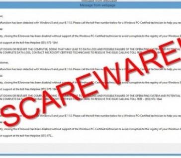 Scareware: Alert! Your Computer is (Not) Infected! - PC Ninja