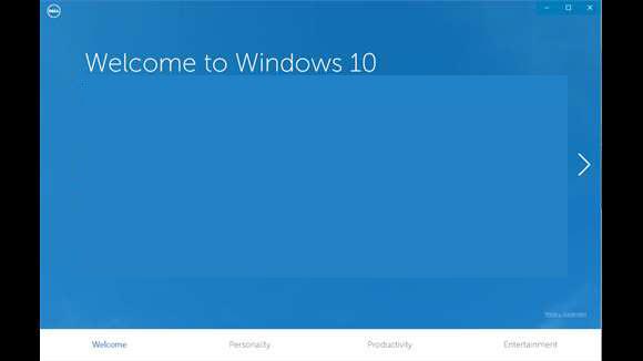 Windows 10 Upgrade Welcome Screen - PC Ninja